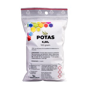 POTAS - K2SO4 100 g (CZYSTY DO 99,9%)