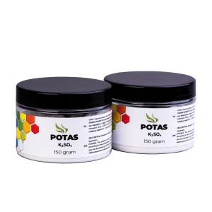 POTAS - K2SO4 150 g (CZYSTY DO 99,9%) PREMIUM